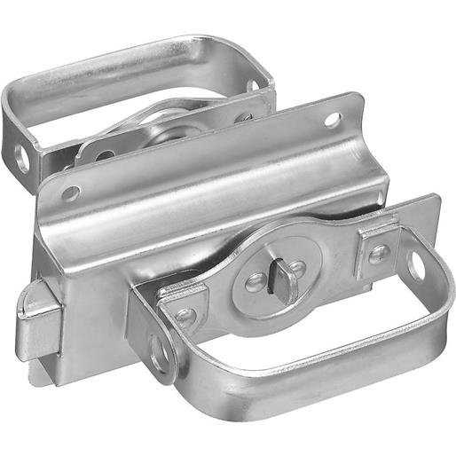 National Mfg. Zinc Swinging Door Latch N101600 Unit: PKG
