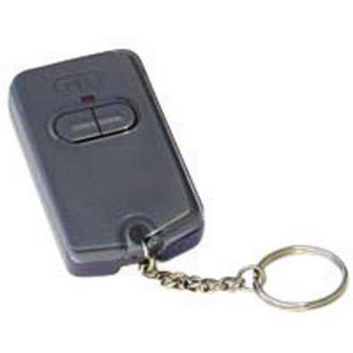 Mighty Mule FM134 Key Chain Entry Transmitter For Gate Openers, 12 V
