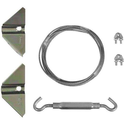 National Mfg. Anti-Sag Gate Kit Zn N192-211 Unit: EACH